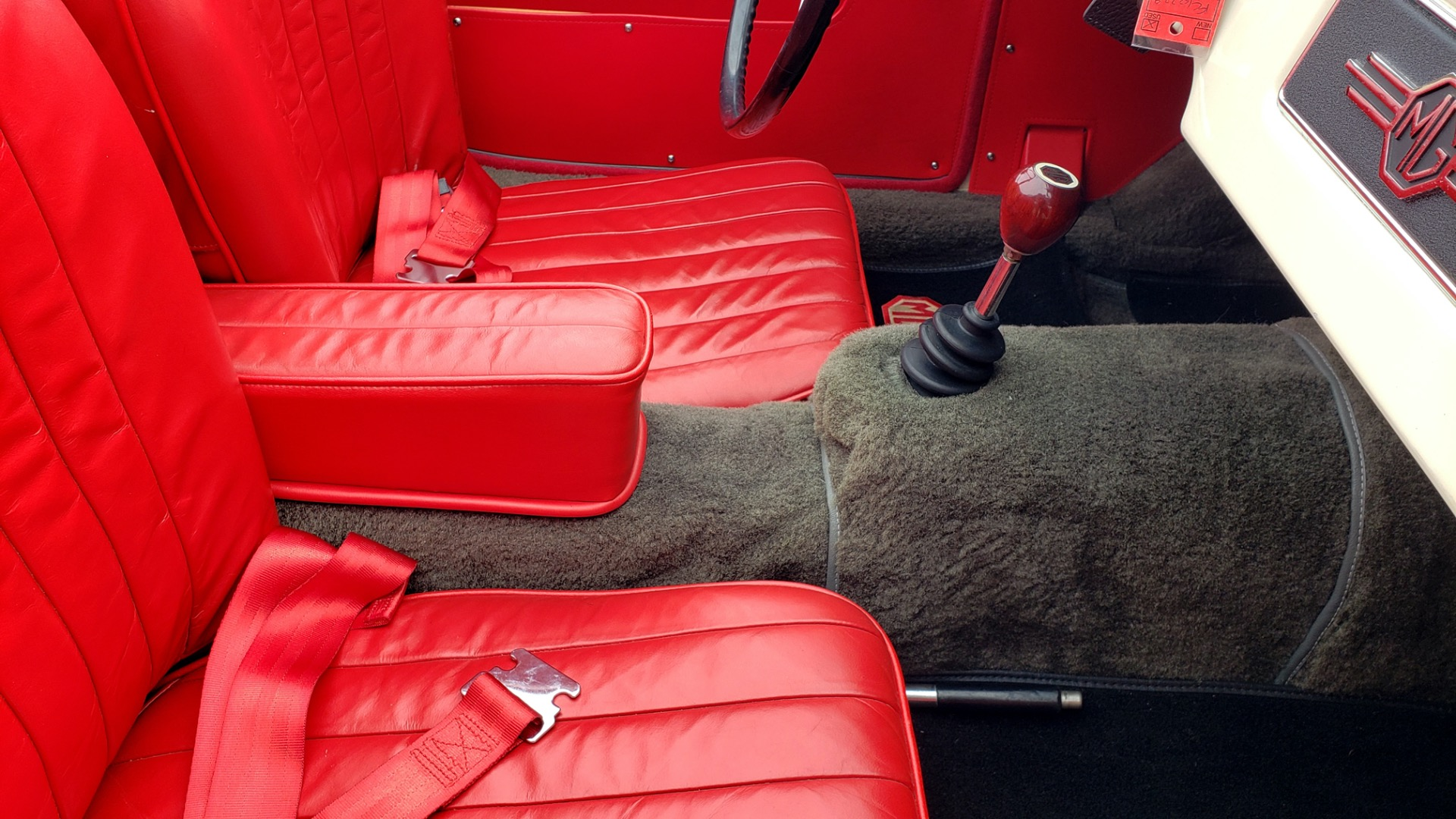 Used 1956 MG A ROADSTER / 4-SPD MAN / FULLY RESTORED / ALL NEW for sale $33,950 at Formula Imports in Charlotte NC 28227 61