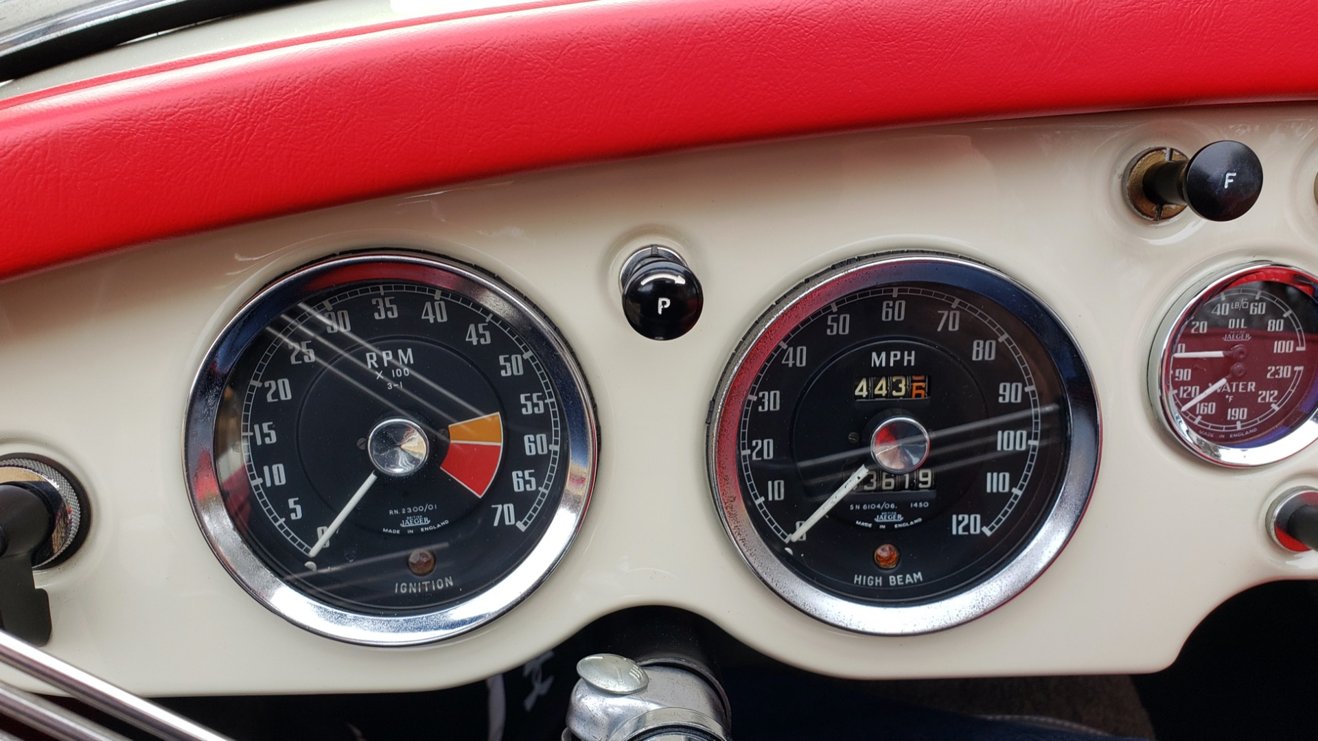 Used 1956 MG A ROADSTER / 4-SPD MAN / FULLY RESTORED / ALL NEW for sale $33,950 at Formula Imports in Charlotte NC 28227 66