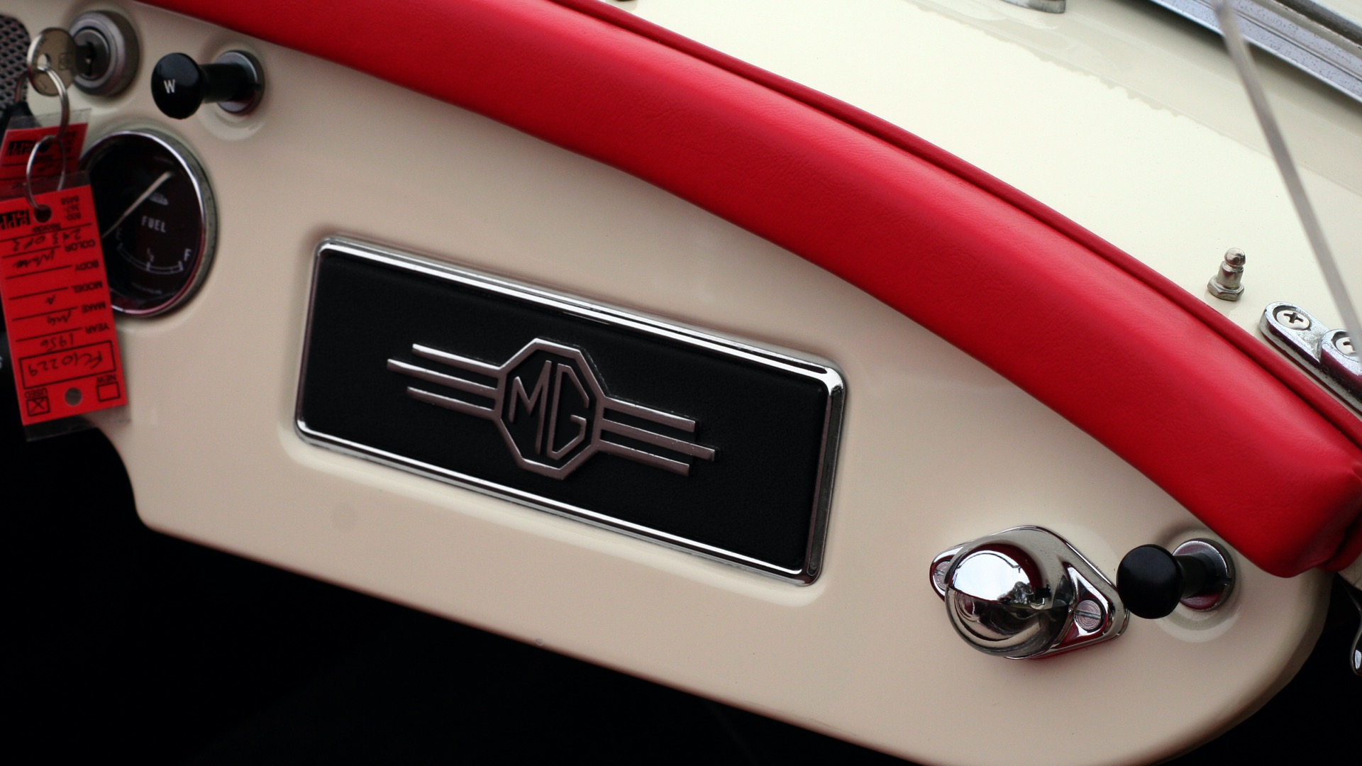 Used 1956 MG A ROADSTER / 4-SPD MAN / FULLY RESTORED / ALL NEW for sale $33,950 at Formula Imports in Charlotte NC 28227 69