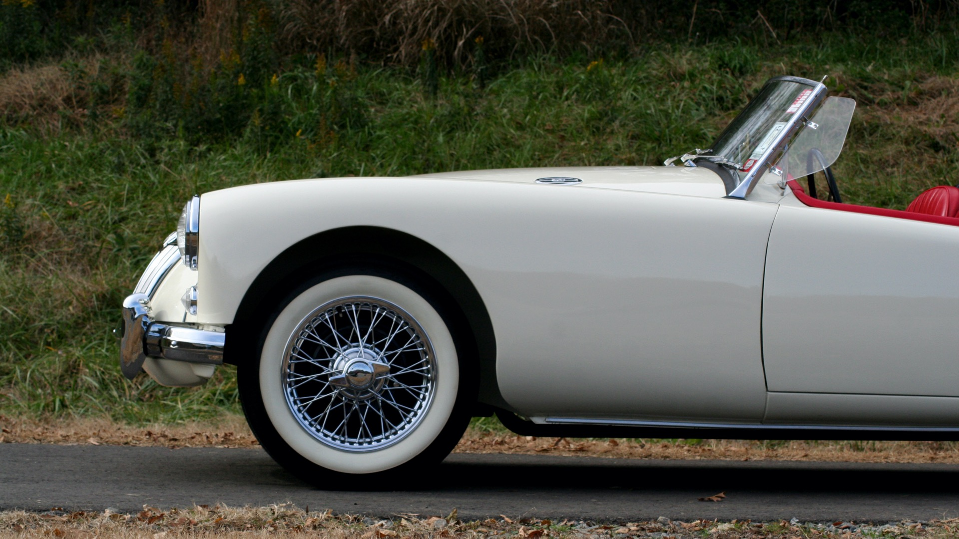 Used 1956 MG A ROADSTER / 4-SPD MAN / FULLY RESTORED / ALL NEW for sale $33,950 at Formula Imports in Charlotte NC 28227 7