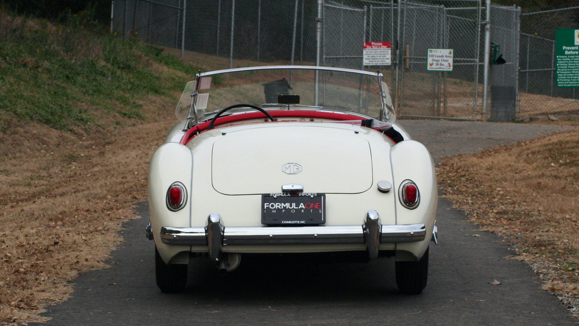 Used 1956 MG A ROADSTER / 4-SPD MAN / FULLY RESTORED / ALL NEW / SHOWROOM CONDITION for sale Sold at Formula Imports in Charlotte NC 28227 75
