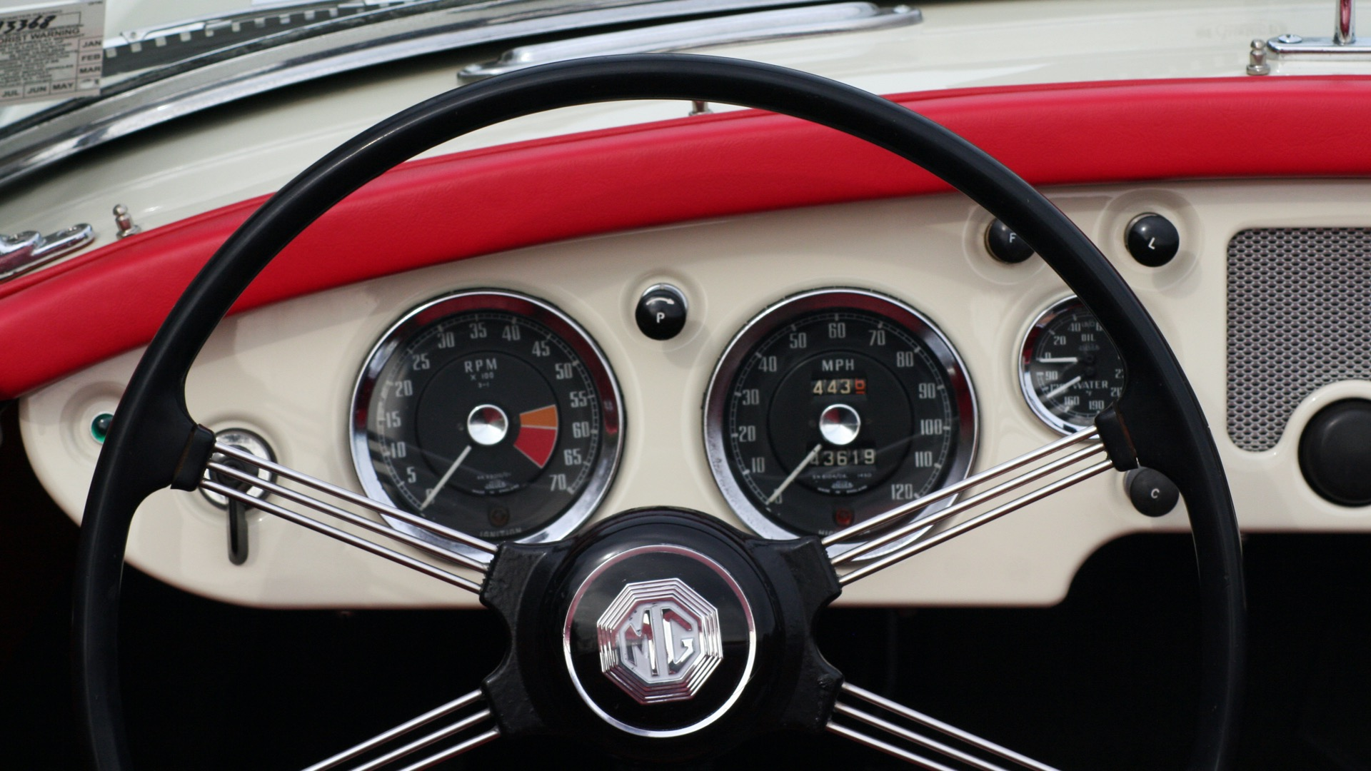 Used 1956 MG A ROADSTER / 4-SPD MAN / FULLY RESTORED / ALL NEW / SHOWROOM CONDITION for sale Sold at Formula Imports in Charlotte NC 28227 79