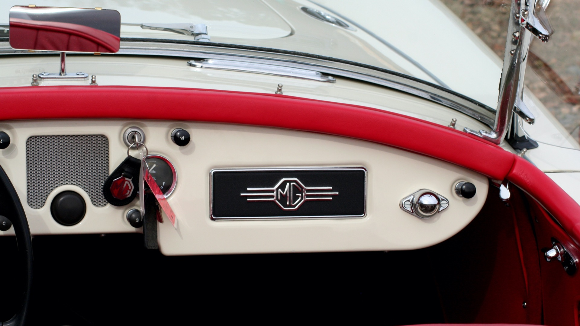 Used 1956 MG A ROADSTER / 4-SPD MAN / FULLY RESTORED / ALL NEW for sale $33,950 at Formula Imports in Charlotte NC 28227 80