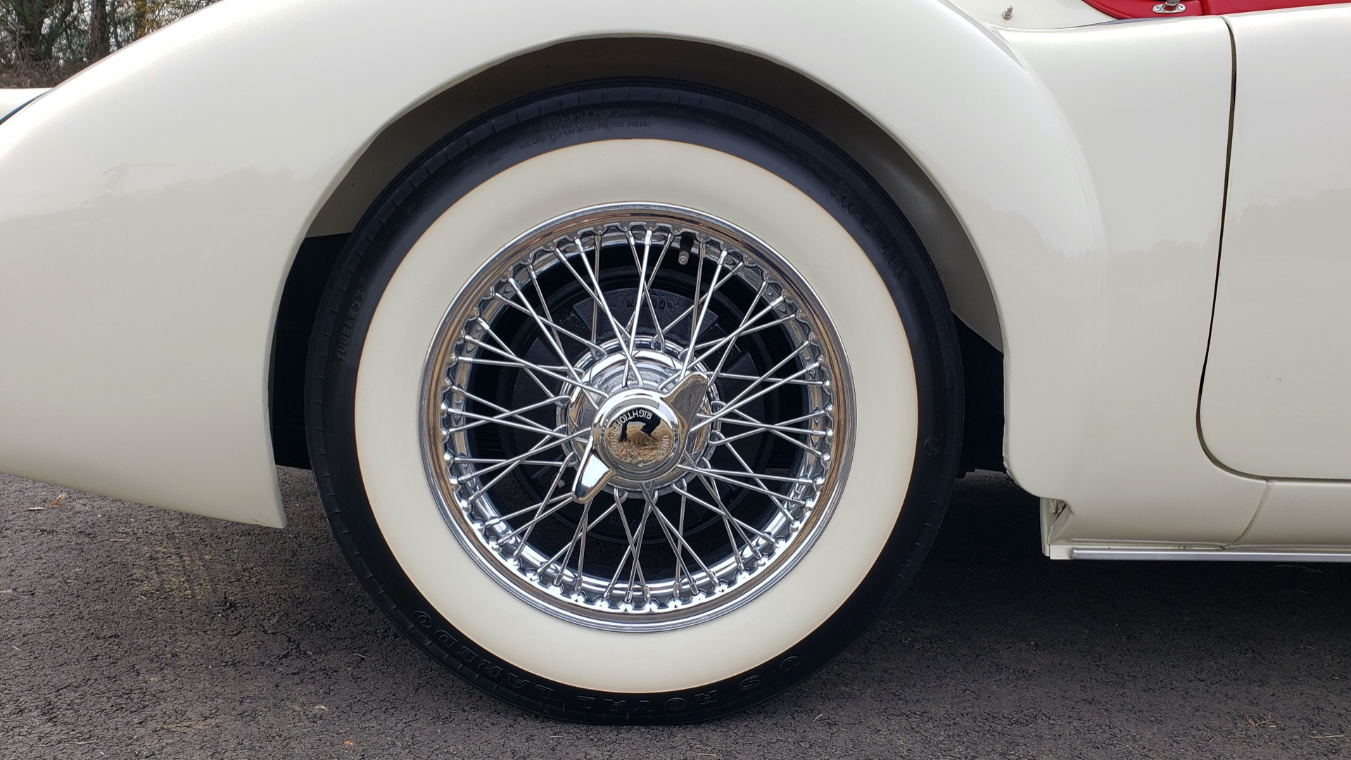 Used 1956 MG A ROADSTER / 4-SPD MAN / FULLY RESTORED / ALL NEW / SHOWROOM CONDITION for sale $29,999 at Formula Imports in Charlotte NC 28227 83