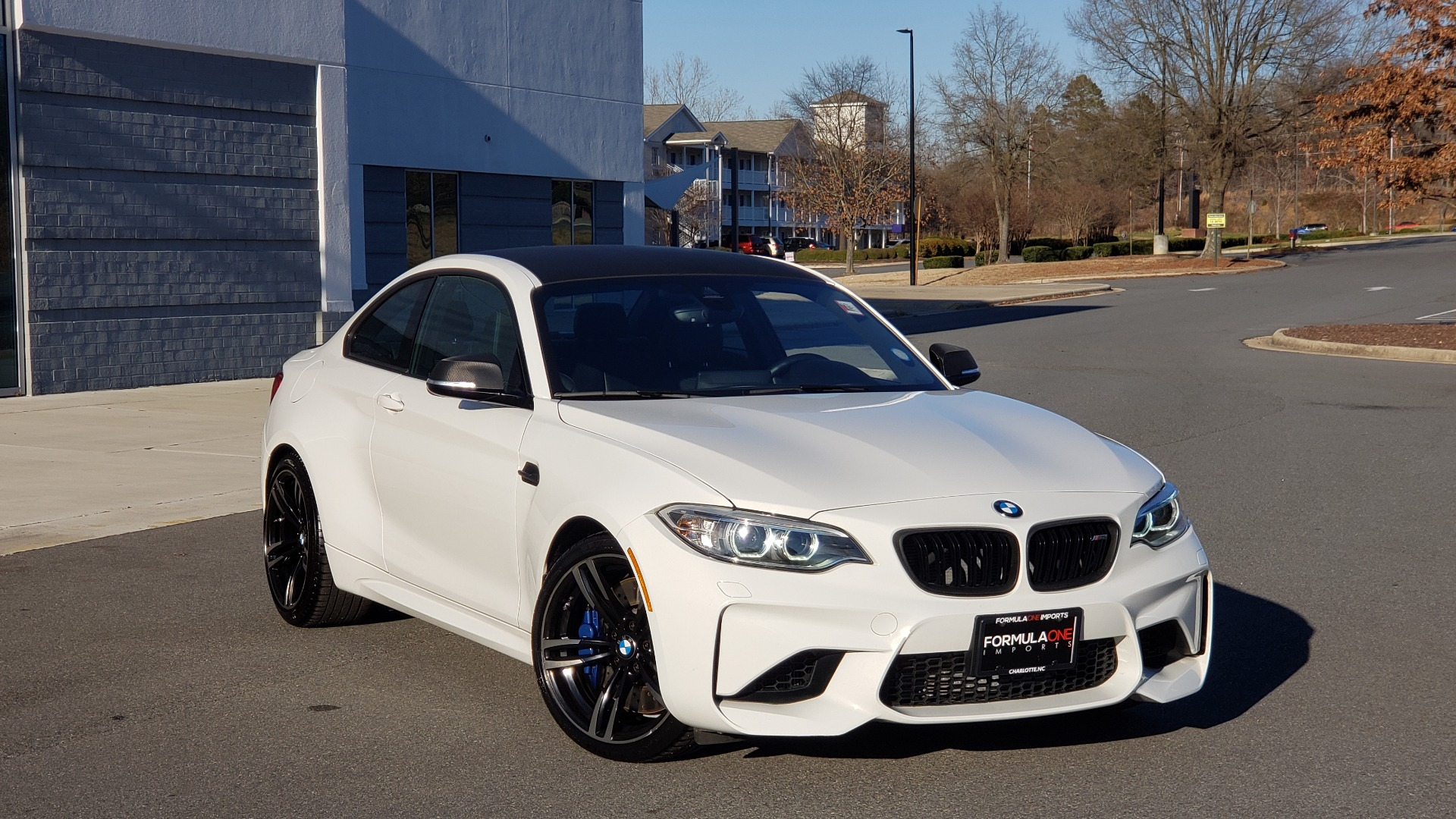 Used 2017 BMW M2 COUPE / MANUAL / EXEC PKG / NAV / WIFI / PDC / REARVIEW for sale Sold at Formula Imports in Charlotte NC 28227 12