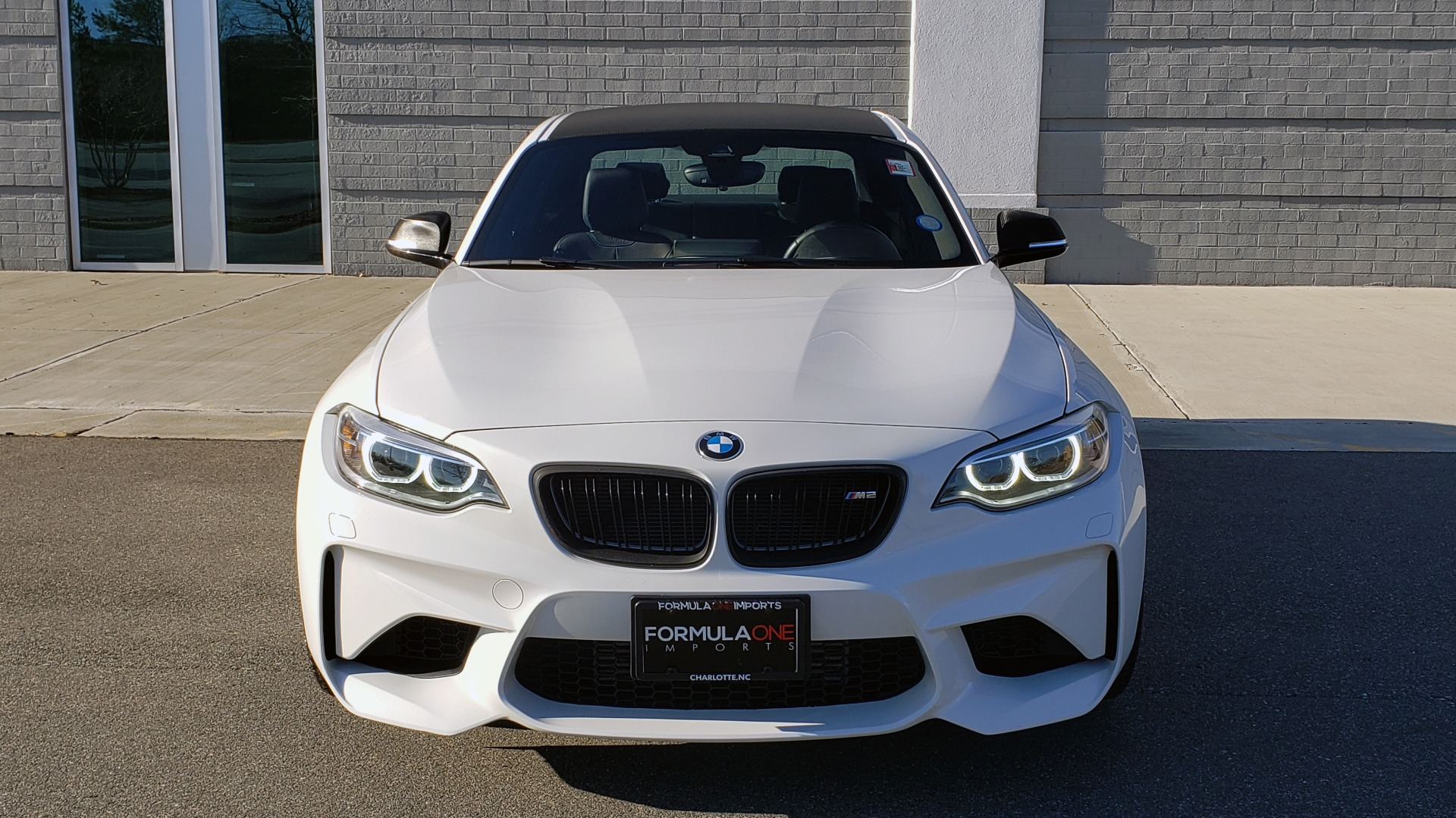 Used 2017 BMW M2 COUPE / MANUAL / EXEC PKG / NAV / WIFI / PDC / REARVIEW for sale Sold at Formula Imports in Charlotte NC 28227 13