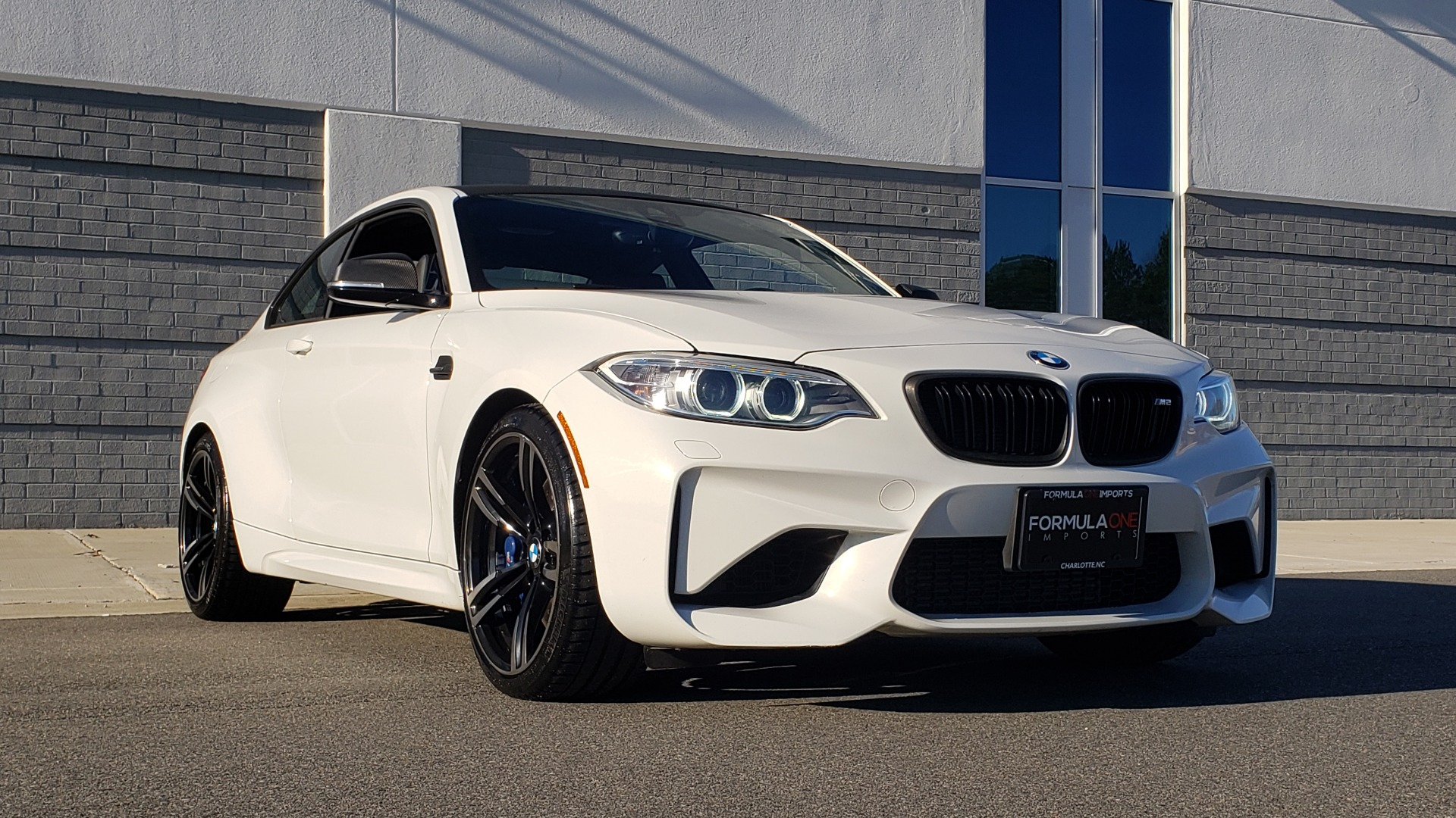 Used 2017 BMW M2 COUPE / MANUAL / EXEC PKG / NAV / WIFI / PDC / REARVIEW for sale Sold at Formula Imports in Charlotte NC 28227 15