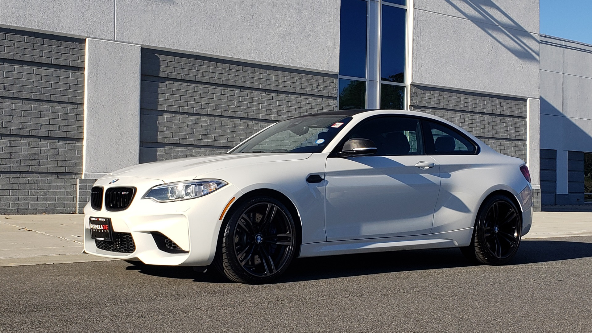Used 2017 BMW M2 COUPE / MANUAL / EXEC PKG / NAV / WIFI / PDC / REARVIEW for sale Sold at Formula Imports in Charlotte NC 28227 2