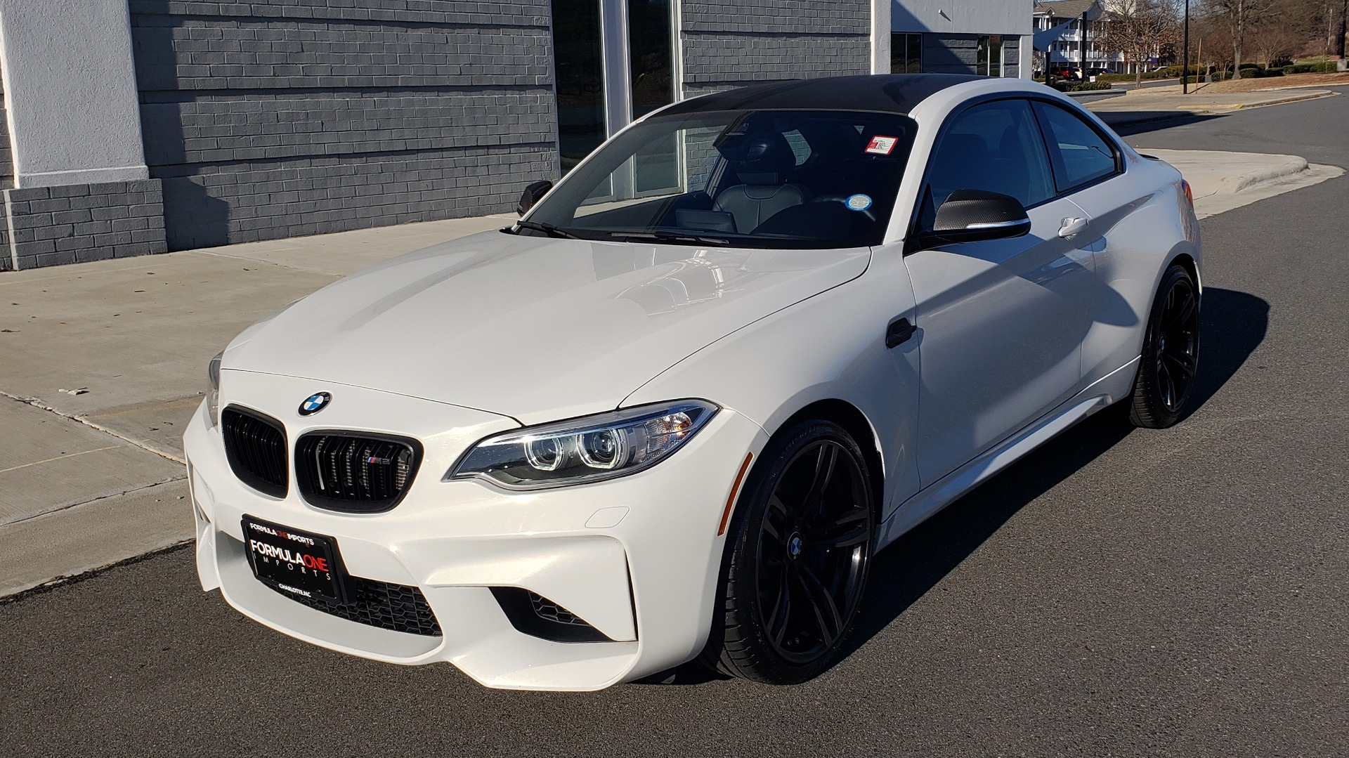 Used 2017 BMW M2 COUPE / MANUAL / EXEC PKG / NAV / WIFI / PDC / REARVIEW for sale Sold at Formula Imports in Charlotte NC 28227 1