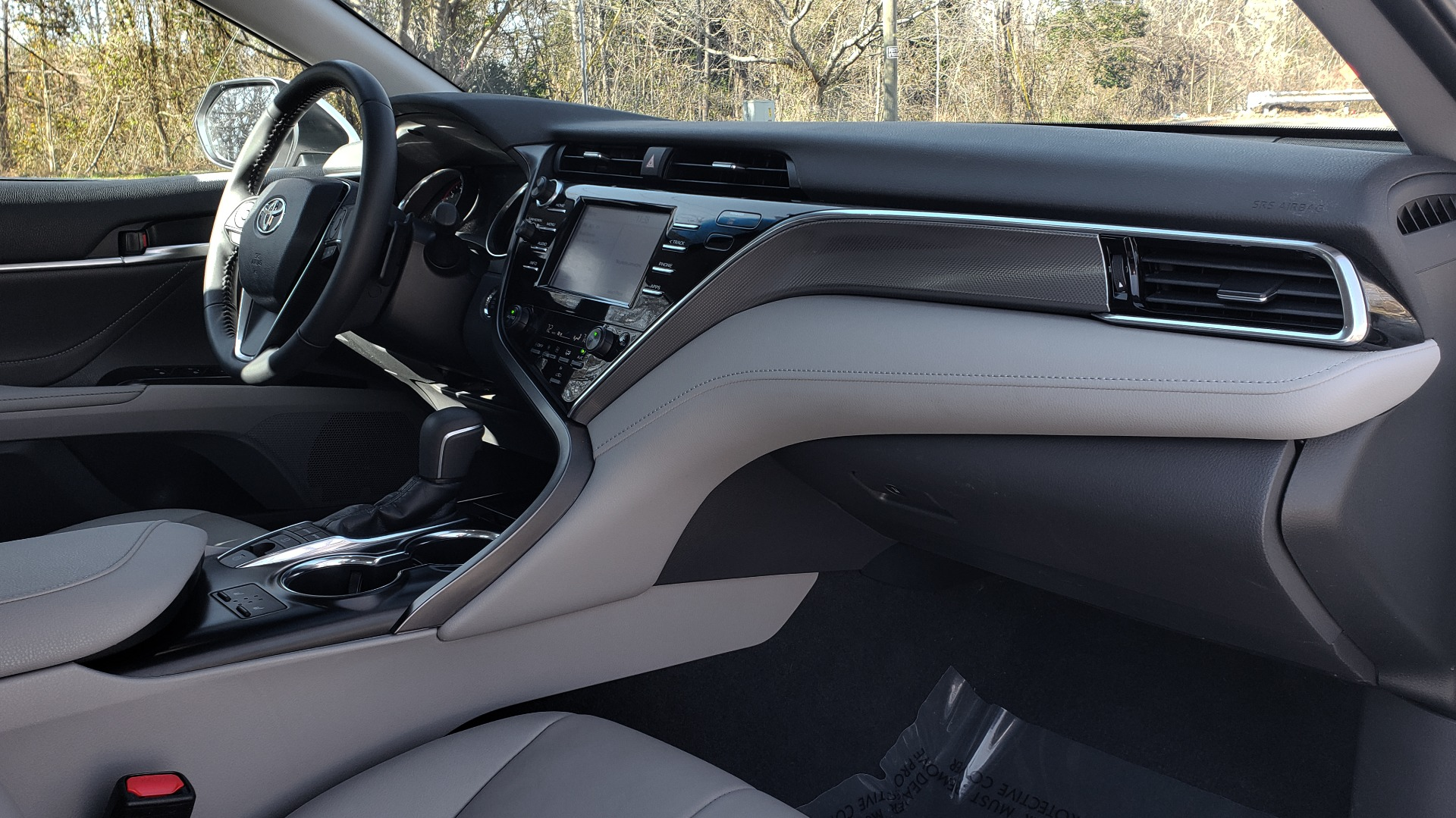 Used 2018 Toyota CAMRY XSE 2.5L SEDAN / 8-SPD AUTO / PANO-ROOF / 19IN WHEELS for sale $22,995 at Formula Imports in Charlotte NC 28227 65