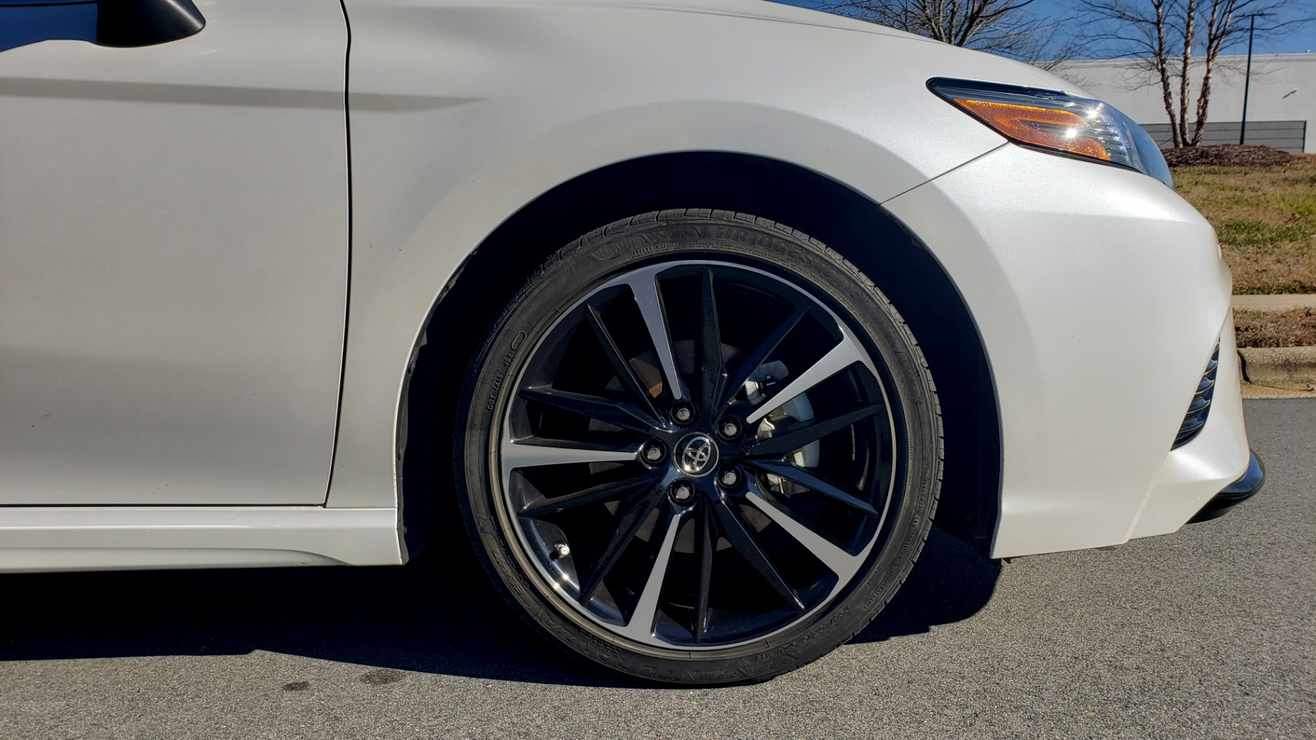 Used 2018 Toyota CAMRY XSE 2.5L SEDAN / 8-SPD AUTO / PANO-ROOF / 19IN WHEELS for sale $22,995 at Formula Imports in Charlotte NC 28227 80