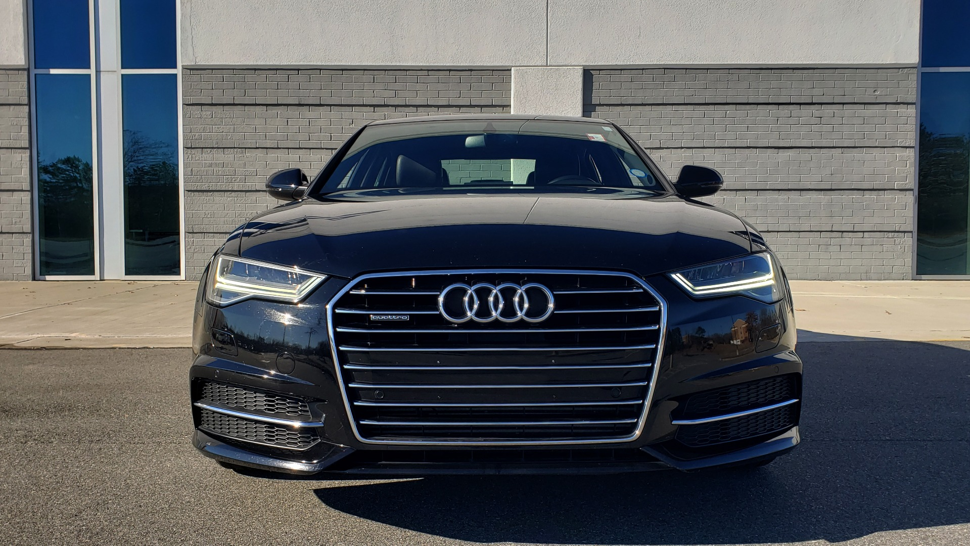 Used 2016 Audi A6 2.0T PREMIUM PLUS / NAV / S-LINE / CLD WTHR / SUNROOF for sale Sold at Formula Imports in Charlotte NC 28227 17