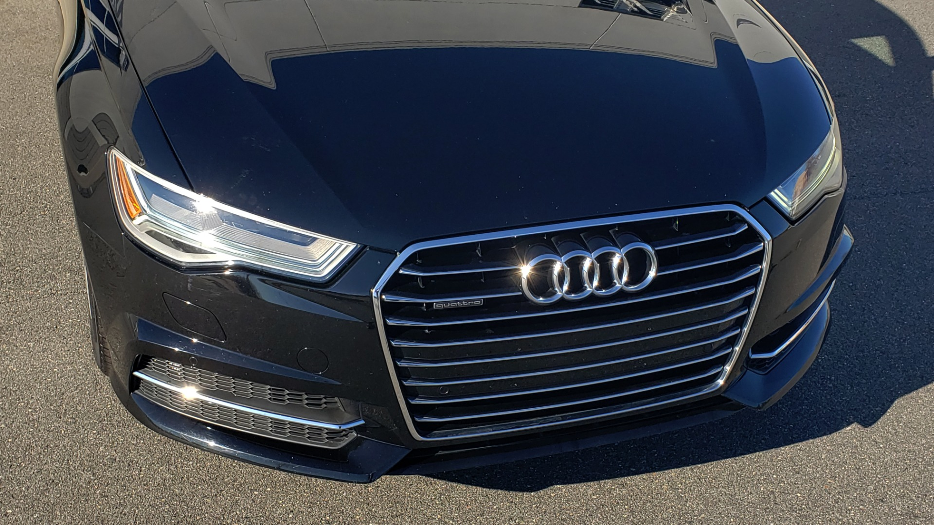 Used 2016 Audi A6 2.0T PREMIUM PLUS / NAV / S-LINE / CLD WTHR / SUNROOF for sale Sold at Formula Imports in Charlotte NC 28227 20