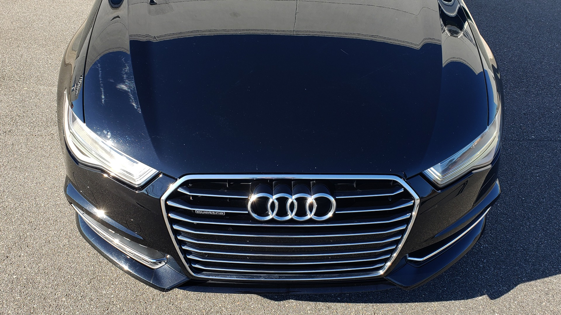 Used 2016 Audi A6 2.0T PREMIUM PLUS / NAV / S-LINE / CLD WTHR / SUNROOF for sale Sold at Formula Imports in Charlotte NC 28227 21