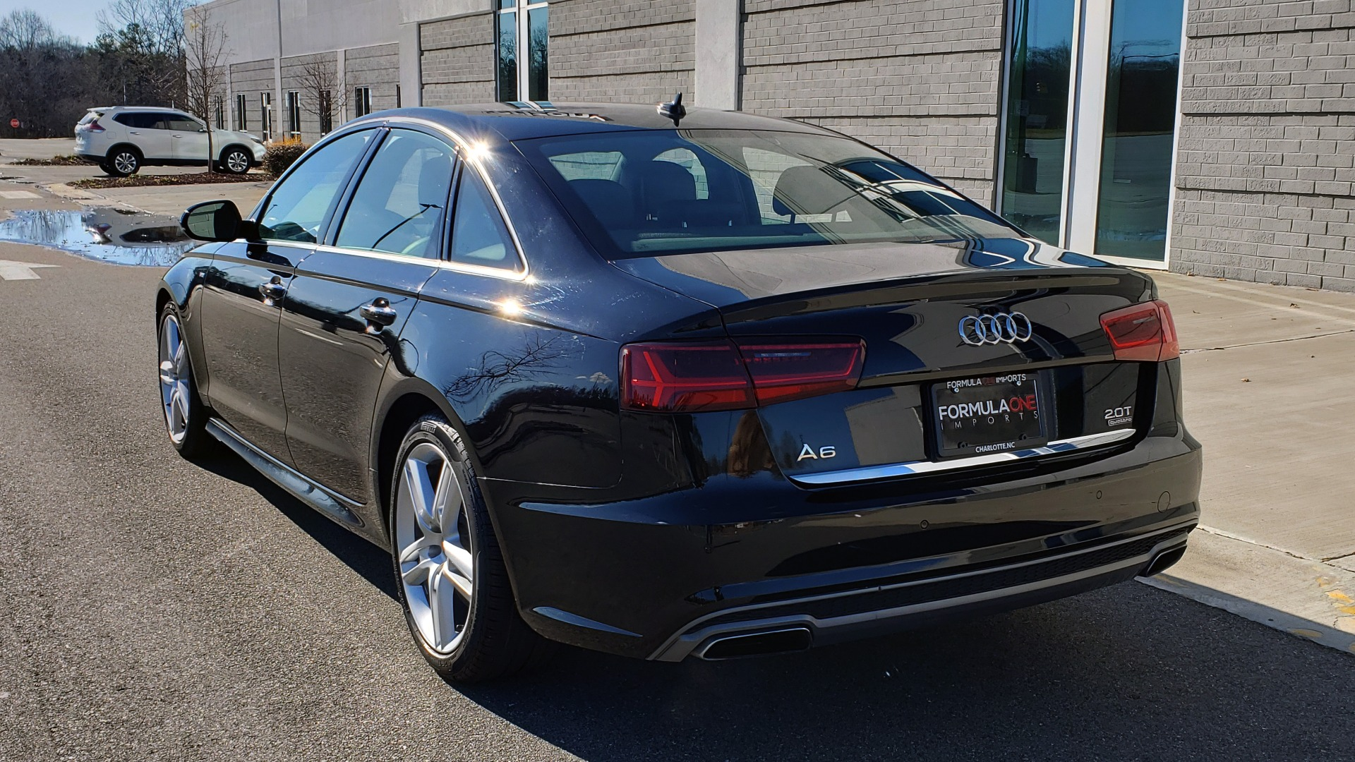 Used 2016 Audi A6 2.0T PREMIUM PLUS / NAV / S-LINE / CLD WTHR / SUNROOF for sale Sold at Formula Imports in Charlotte NC 28227 3
