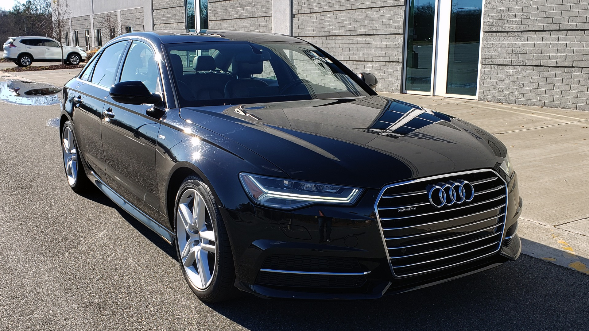 Used 2016 Audi A6 2.0T PREMIUM PLUS / NAV / S-LINE / CLD WTHR / SUNROOF for sale Sold at Formula Imports in Charlotte NC 28227 4