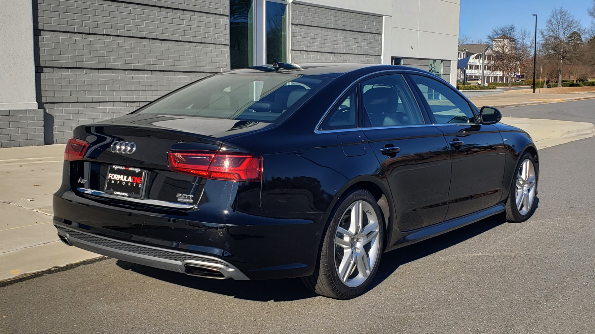 Used 2016 Audi A6 2.0T PREMIUM PLUS / NAV / S-LINE / CLD WTHR / SUNROOF for sale Sold at Formula Imports in Charlotte NC 28227 7