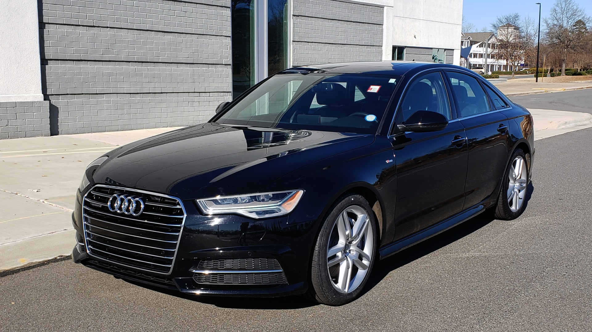 Used 2016 Audi A6 2.0T PREMIUM PLUS / NAV / S-LINE / CLD WTHR / SUNROOF for sale Sold at Formula Imports in Charlotte NC 28227 1