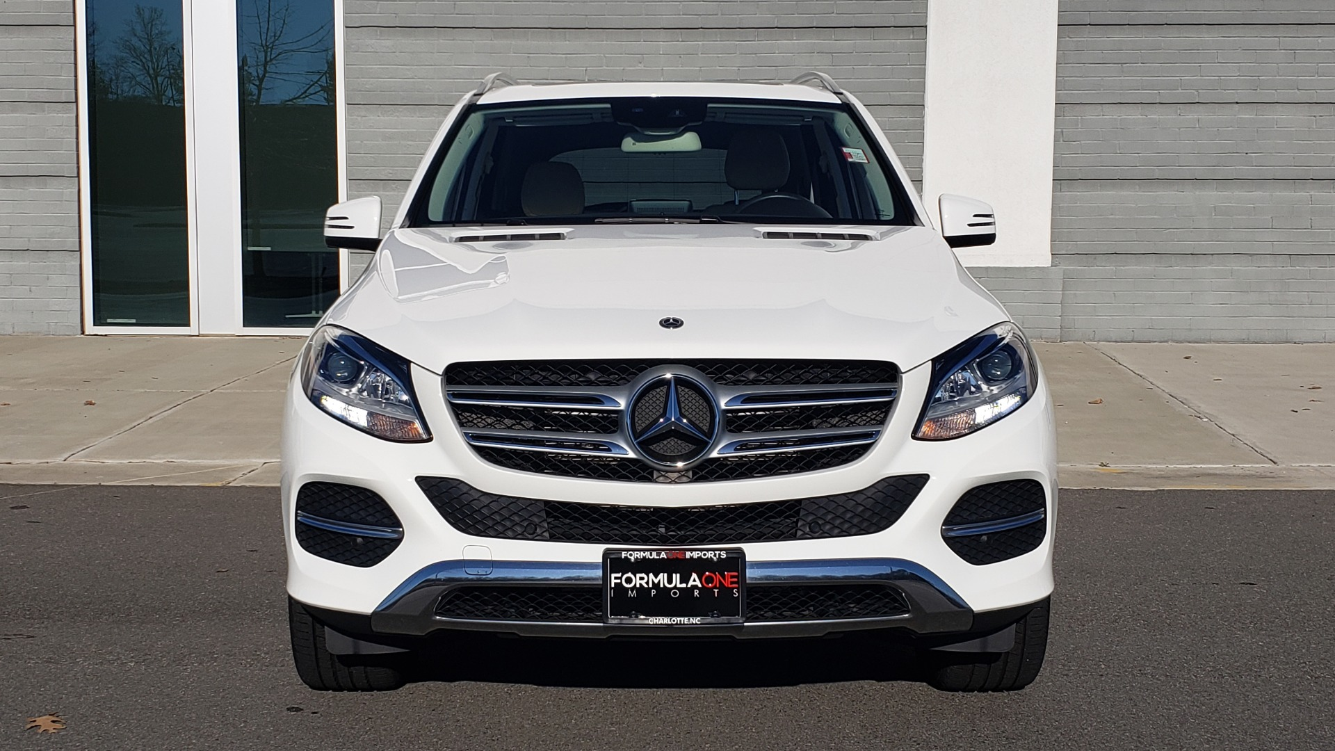 Used 2018 Mercedes-Benz GLE 350 4MATIC PREMIUM / NAV / H/K SOUND / REARVIEW for sale Sold at Formula Imports in Charlotte NC 28227 16