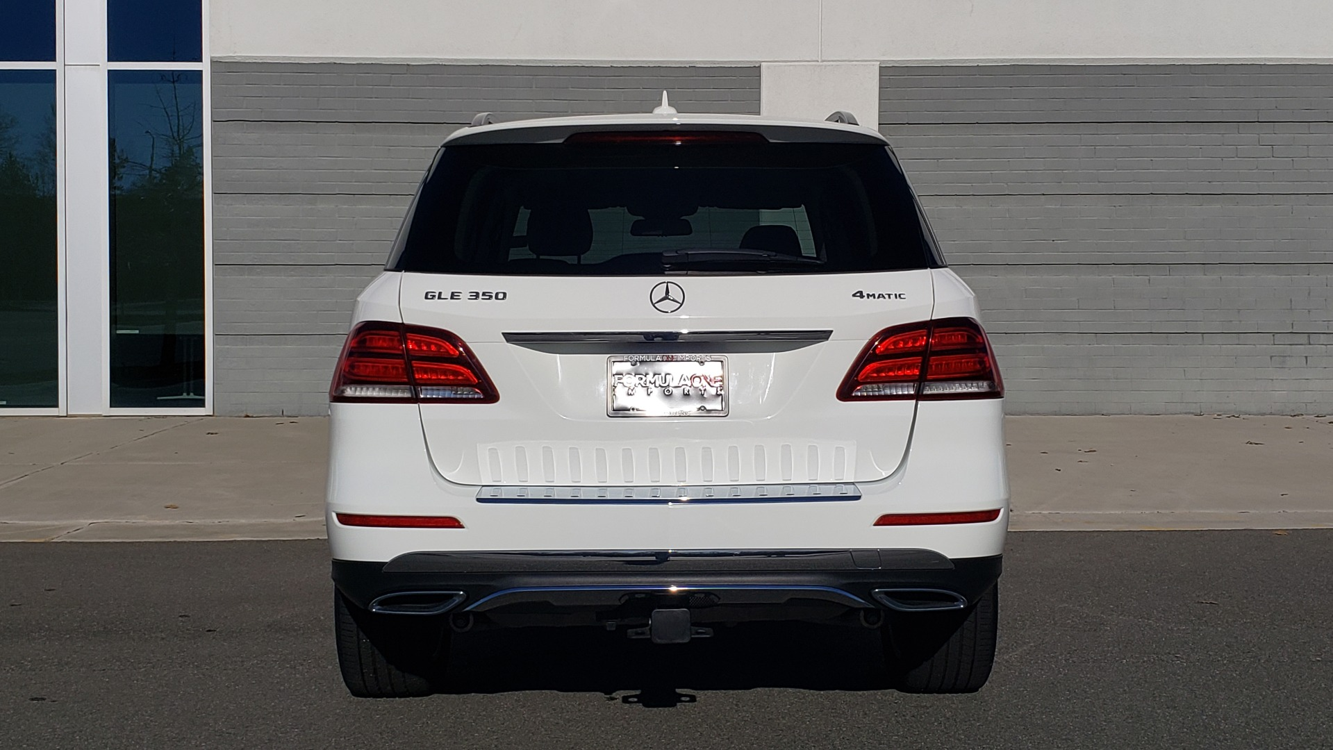 Used 2018 Mercedes-Benz GLE 350 4MATIC PREMIUM / NAV / H/K SOUND / REARVIEW for sale Sold at Formula Imports in Charlotte NC 28227 24