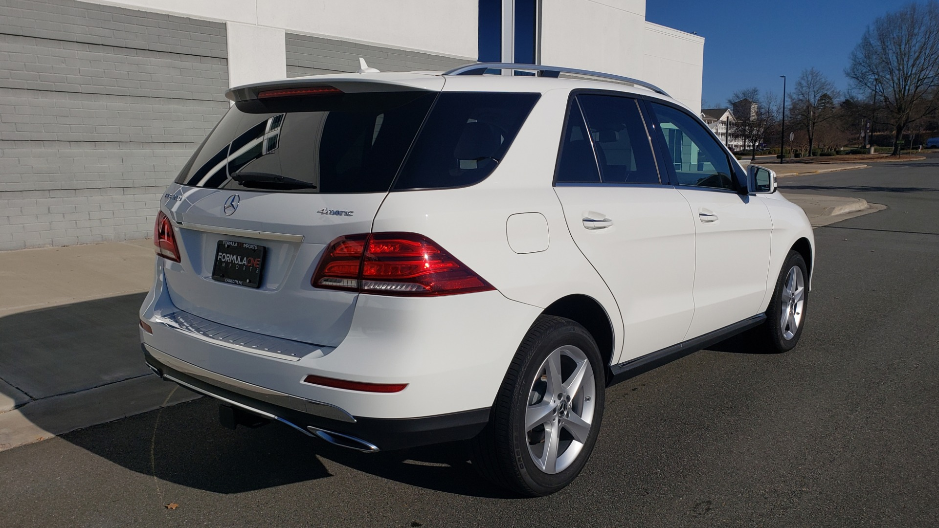 Used 2018 Mercedes-Benz GLE 350 4MATIC PREMIUM / NAV / H/K SOUND / REARVIEW for sale Sold at Formula Imports in Charlotte NC 28227 6