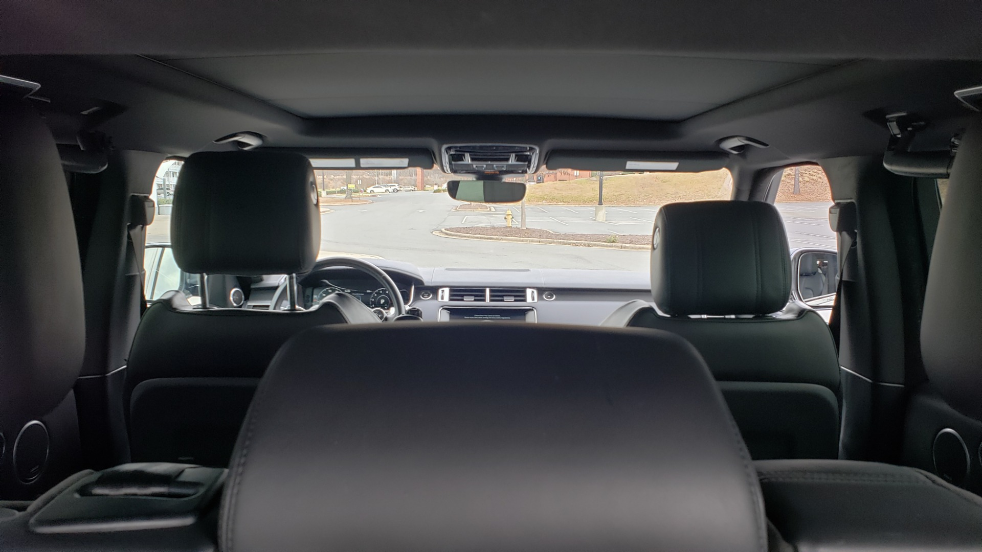 Used 2017 Land Rover RANGE ROVER SPORT HSE DYNAMIC / SC V6 / NAV / MERIDIAN / PANO-ROOF / REARVIEW for sale Sold at Formula Imports in Charlotte NC 28227 120