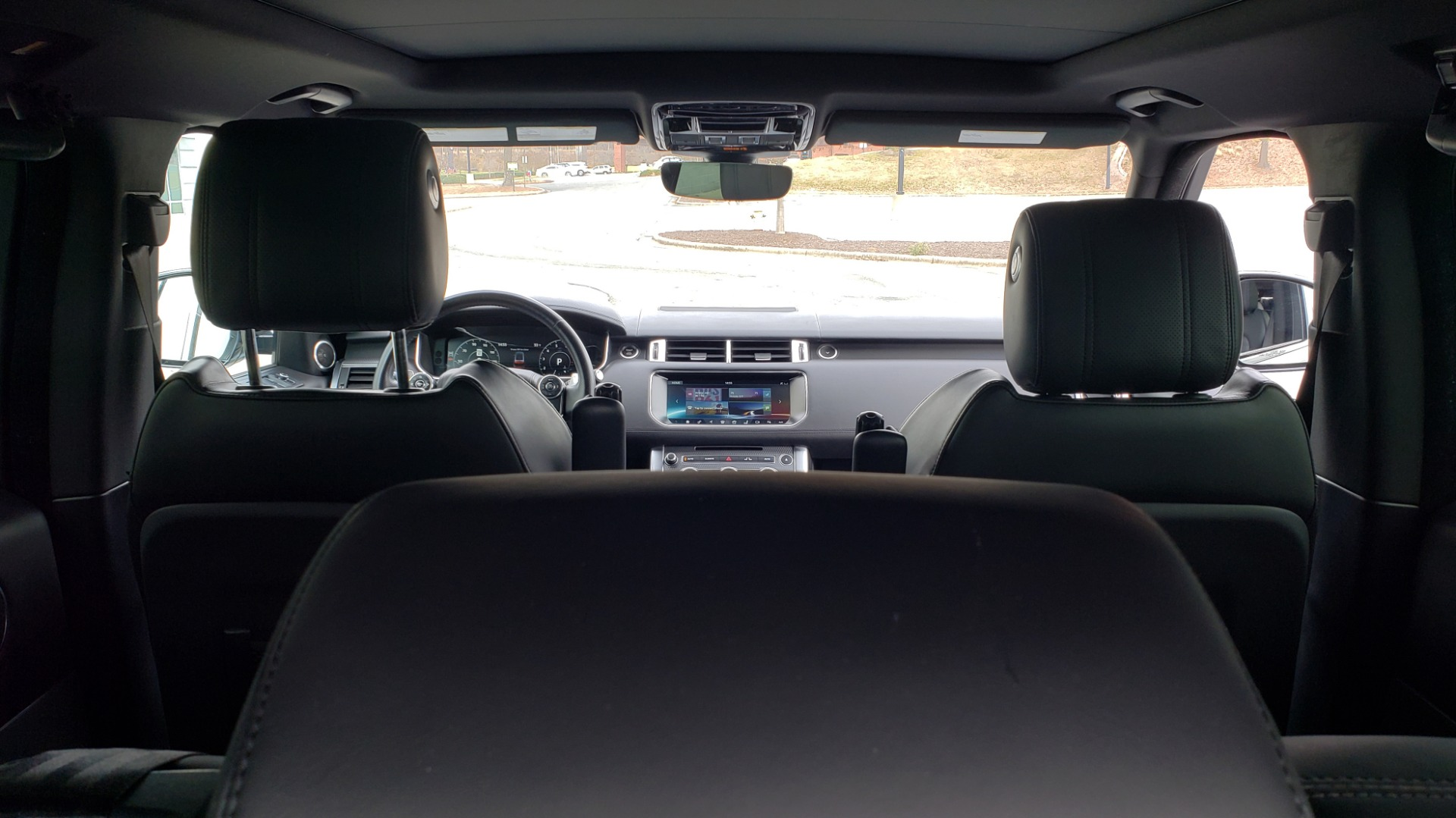 Used 2017 Land Rover RANGE ROVER SPORT HSE DYNAMIC / SC V6 / NAV / MERIDIAN / PANO-ROOF / REARVIEW for sale Sold at Formula Imports in Charlotte NC 28227 121