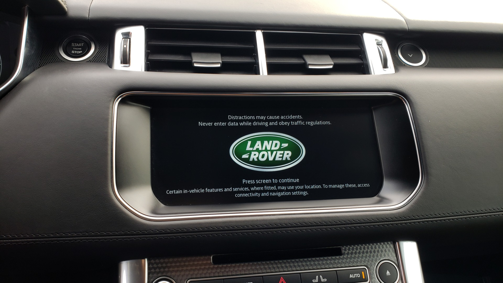 Used 2017 Land Rover RANGE ROVER SPORT HSE DYNAMIC / SC V6 / NAV / MERIDIAN / PANO-ROOF / REARVIEW for sale Sold at Formula Imports in Charlotte NC 28227 184