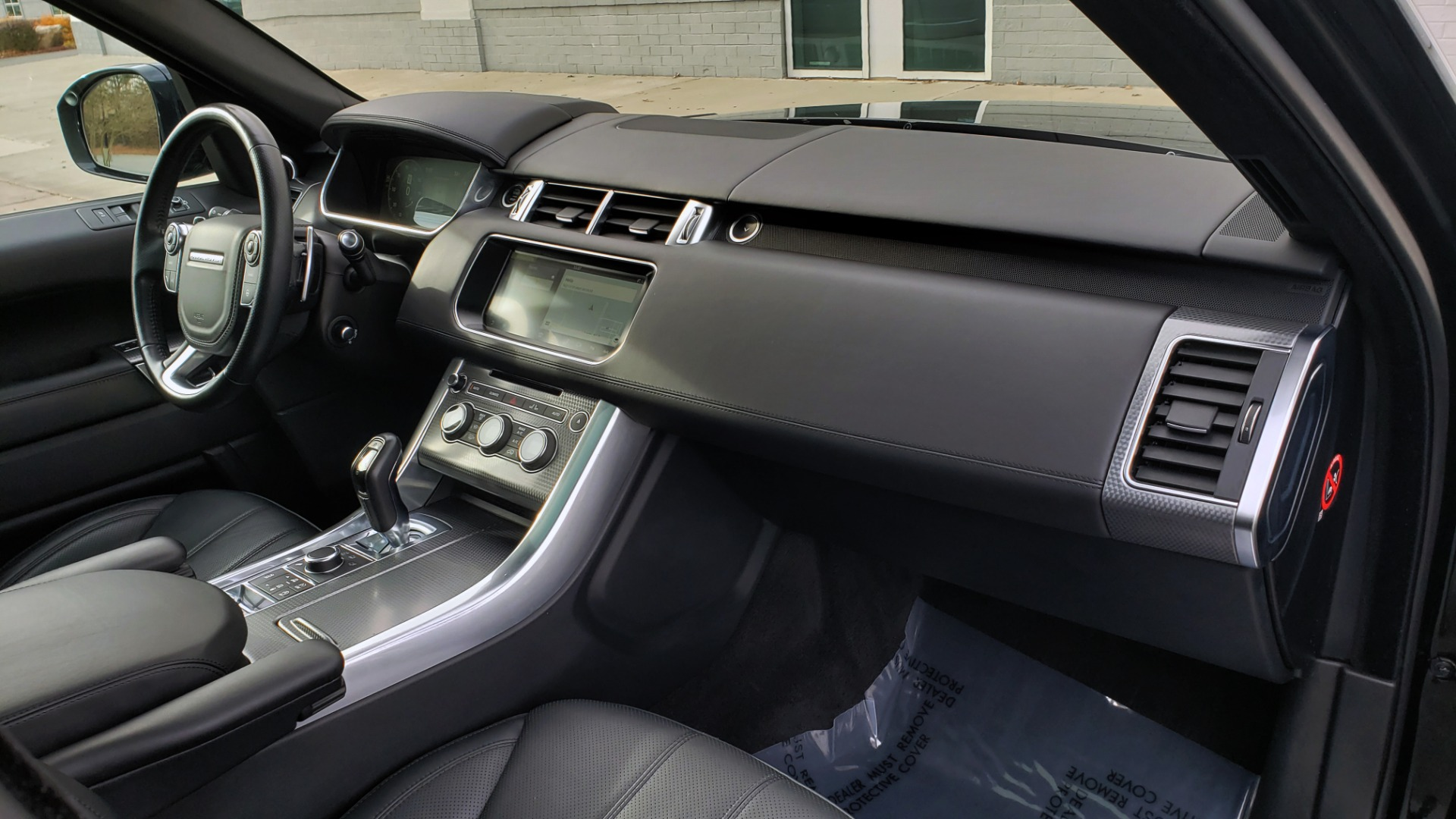 Used 2017 Land Rover RANGE ROVER SPORT HSE DYNAMIC / SC V6 / NAV / MERIDIAN / PANO-ROOF / REARVIEW for sale Sold at Formula Imports in Charlotte NC 28227 75