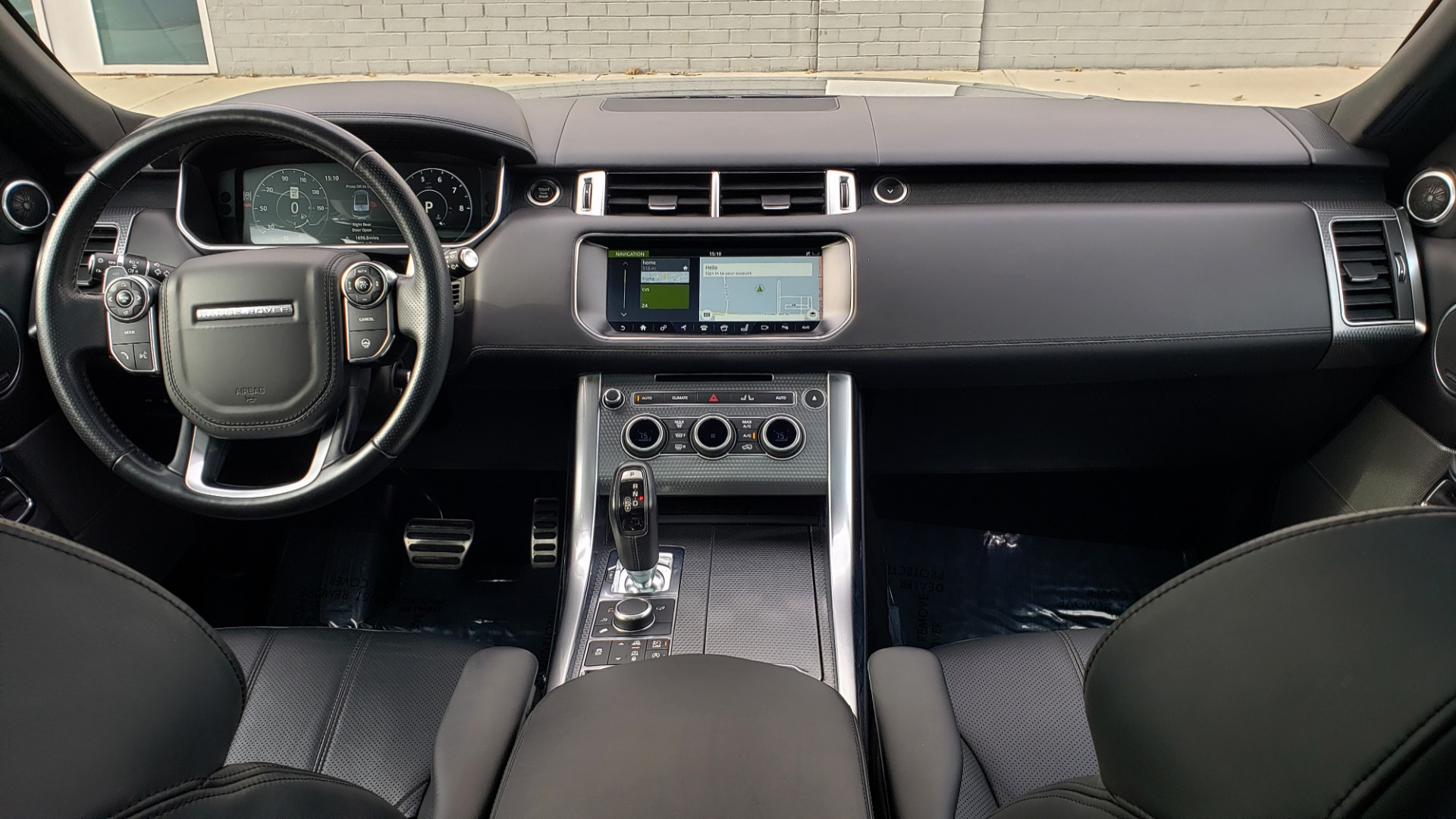 Used 2017 Land Rover RANGE ROVER SPORT HSE DYNAMIC / SC V6 / NAV / MERIDIAN / PANO-ROOF / REARVIEW for sale Sold at Formula Imports in Charlotte NC 28227 84