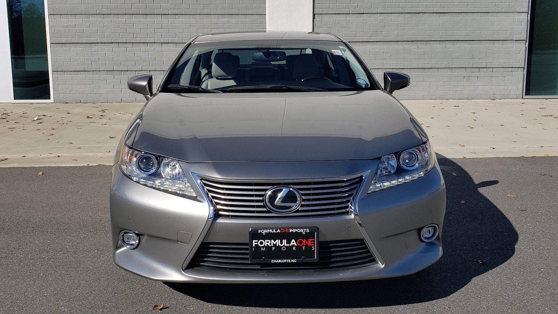 Used 2015 Lexus ES 350 LUXURY PKG / NAV / BSM / LCA / PARK ASSIST / REARVIEW for sale Sold at Formula Imports in Charlotte NC 28227 17