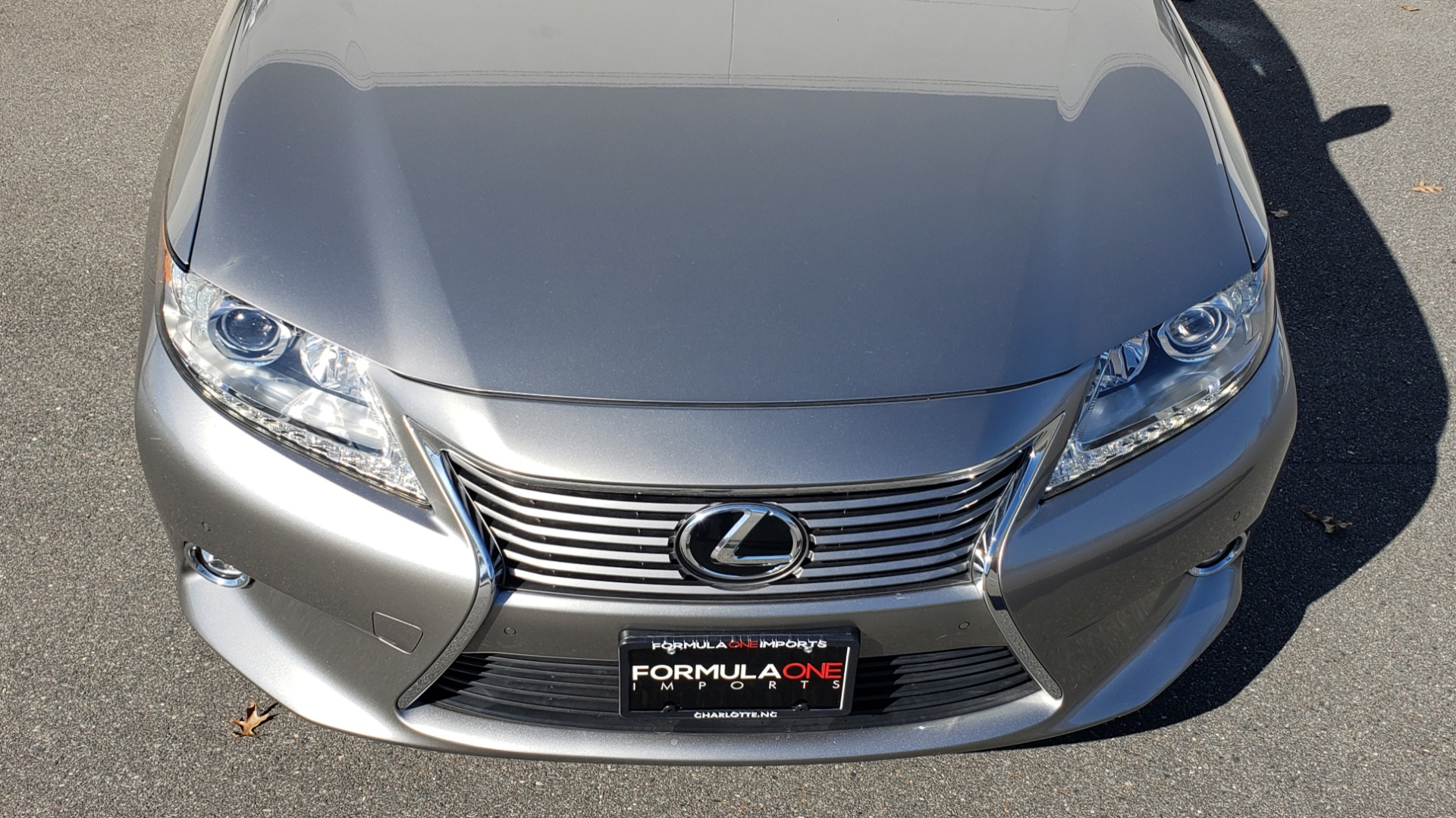 Used 2015 Lexus ES 350 LUXURY PKG / NAV / BSM / LCA / PARK ASSIST / REARVIEW for sale Sold at Formula Imports in Charlotte NC 28227 20