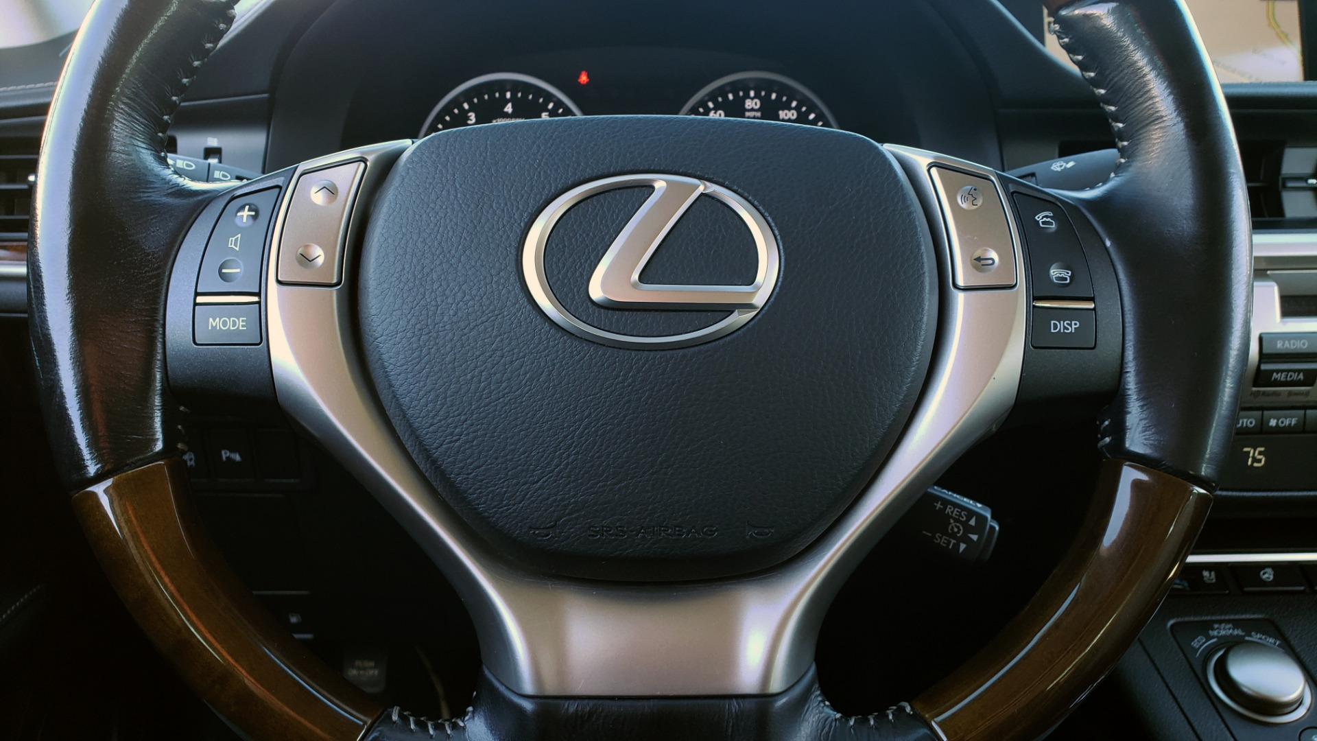 Used 2015 Lexus ES 350 LUXURY PKG / NAV / BSM / LCA / PARK ASSIST / REARVIEW for sale Sold at Formula Imports in Charlotte NC 28227 33