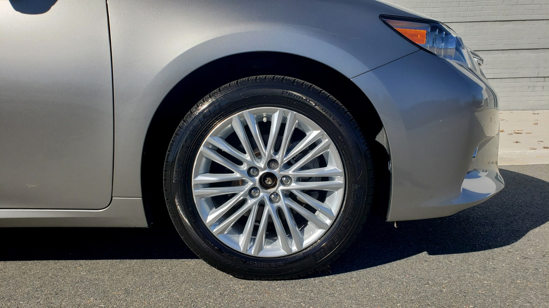 Used 2015 Lexus ES 350 LUXURY PKG / NAV / BSM / LCA / PARK ASSIST / REARVIEW for sale Sold at Formula Imports in Charlotte NC 28227 77
