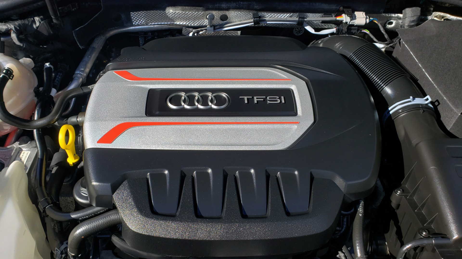 Used 2018 Audi S3 PREMIUM PLUS / TECH / NAV / BLACK OPTIC / S-SPORT / REARVIEW for sale $32,995 at Formula Imports in Charlotte NC 28227 11