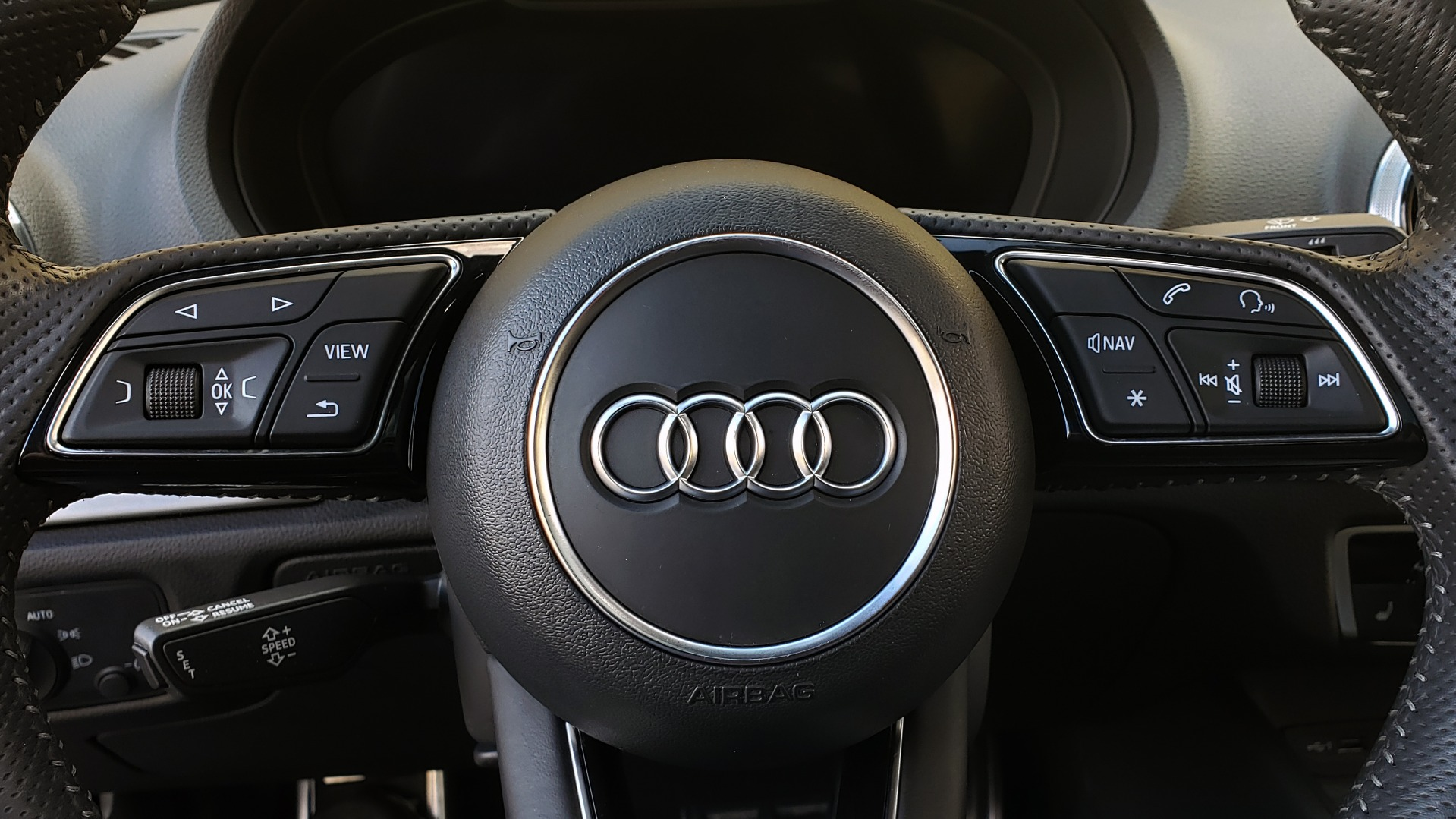 Used 2018 Audi S3 PREMIUM PLUS / TECH / NAV / BLACK OPTIC / S-SPORT / REARVIEW for sale $32,995 at Formula Imports in Charlotte NC 28227 39