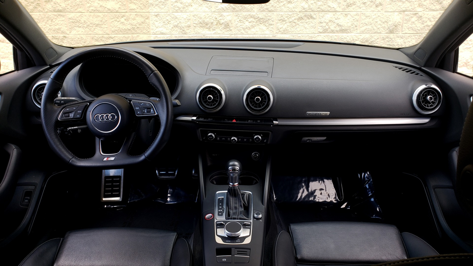 Used 2018 Audi S3 PREMIUM PLUS / TECH / NAV / BLACK OPTIC / S-SPORT / REARVIEW for sale $32,995 at Formula Imports in Charlotte NC 28227 80