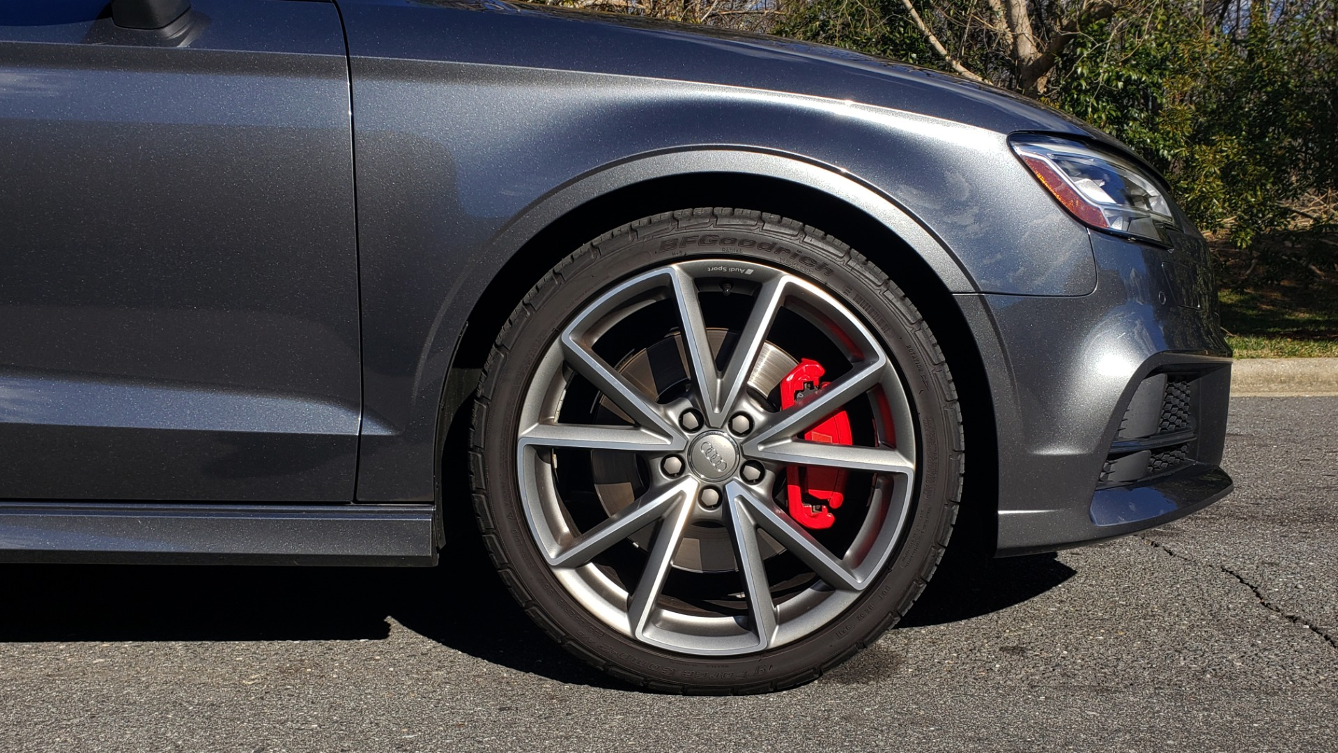 Used 2018 Audi S3 PREMIUM PLUS / TECH / NAV / BLACK OPTIC / S-SPORT / REARVIEW for sale $32,995 at Formula Imports in Charlotte NC 28227 86